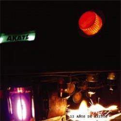 AKATZ - 12 Años de Exitos - CD