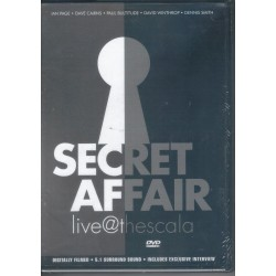 SECRET AFFAIR - Live@thescala 2003
