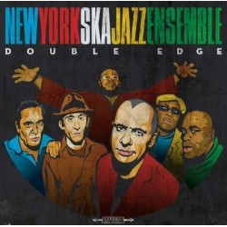 THE NEW YORK SKA-JAZZ ENSEMBLE - Double Edge - LP