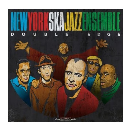 THE NEW YORK SKA-JAZZ ENSEMBLE - Double Edge - CD