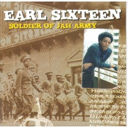 EARL 16 -  Soldier of jah army CD