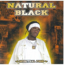 NATURAL BLACK -  Spiritual food CD