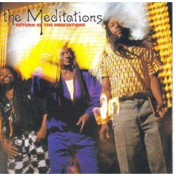 THE MEDITATIONS - Return of The Meditations CD HB 130