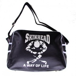SKINHEAD A WAY OF LIFE - SHOULDER BAG