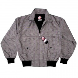 Harrington  Jacket - PRINCE OF WALES