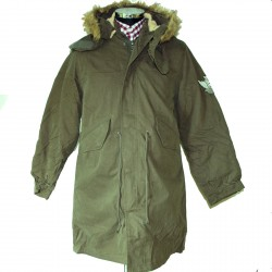 Fishtail Parka Warrior