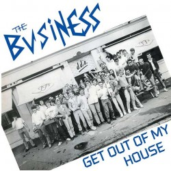 THE BUSINESS - Get Out of My House - EP