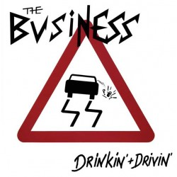 THE BUSINESS - Drinkin' & Drivin' - EP