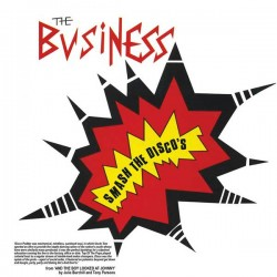 THE BUSINESS - Smash the Discos - EP