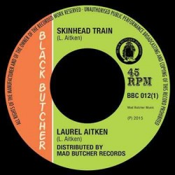 LAUREL AITKEN - Skinhead Train - 7""
