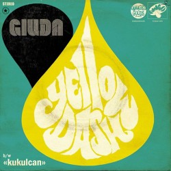 GIUDA - Yellow Dash - 7""