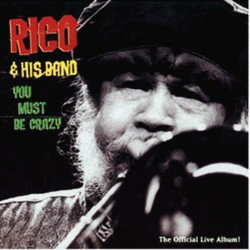 RICO & HIS FRIENDS  -  You Must Be Crazy - LP