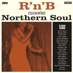 VA - R&B Meets Northern Soul Vol. 2 - LP