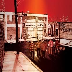 THE AGGROLITES - Rugged Road - LP + CD