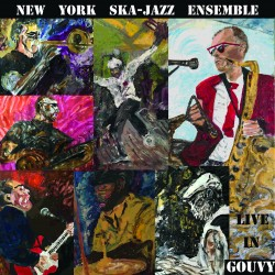 NEW YORK SKA-JAZZ ENSEMBLE - Live in Gouvy - LP