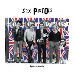 SEX PISTOLS ‎– Agents Of Anarchy - LP