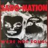 SADO-NATION - We're Not Equal - LP