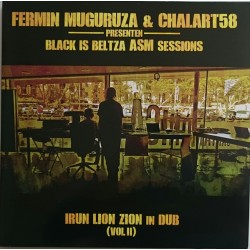 FERMIN MUGURUZA & CHALART58 - Black Is Beltza ASM Sessions - LP