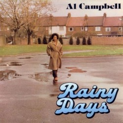 AL CAMPBELL - Rainy Days - LP