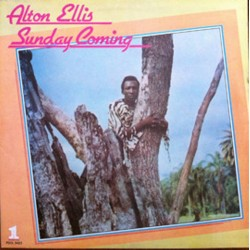 ALTON ELLIS - Sunday Is Coming - LP