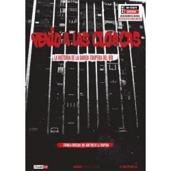 VENID A LAS CLOACAS , La Historia De la banda Trapera Del Rio - DVD