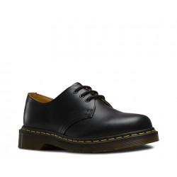 Dr. Martens 3 Eyelet Shoes 1461 59 Smooth - BLACK