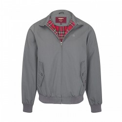 MERC Harrington  Jacket - DARK GREY