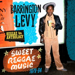 BARRINGTON LEVY - Sweet Reggae Music- LP