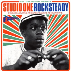 V/A - STUDIO ONE ROCKSTEADY  - 2LP