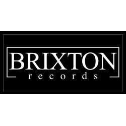 Patch BRIXTON RECORDS