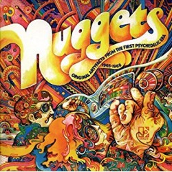 VA - NUGGETS (Original Artfacts from The First Psychedelic Era 1965- 196 ) - LP