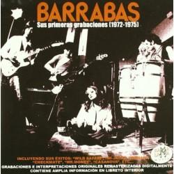 BARRABAS - Sus Primeras Grabaciones (1972-1975) - 2CD