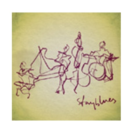 STAY BLUES - Stay Blues - CD