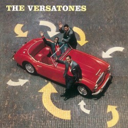 THE VERSATONES -The Versatones - LP