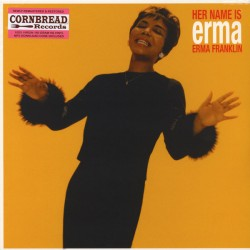ERMA FRANKLIN -Her Name Is Erma - LP
