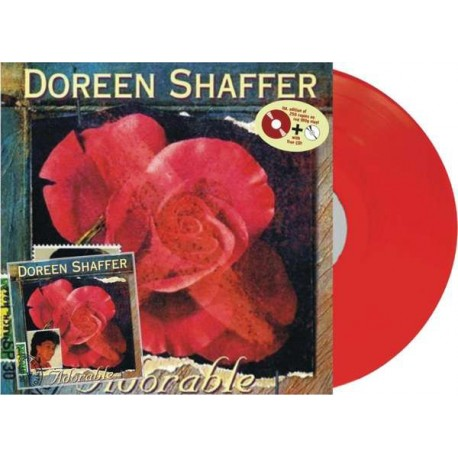 DOREEN SHAFFER - Adorable - LP+CD