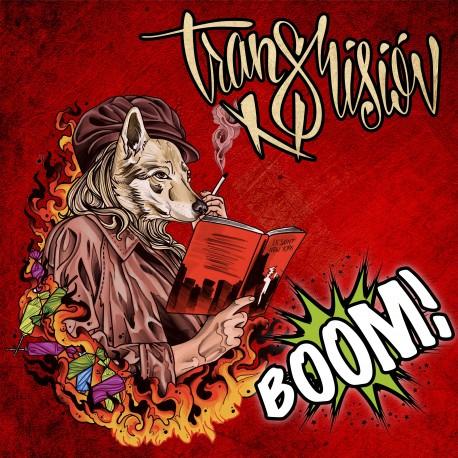 TRANSMISIÓN N - Boom! - digital single