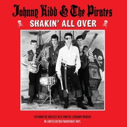 JOHNNY KIDD AND THE PIRATES - Shakin' All Over - LP