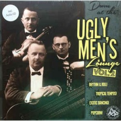 V/A - Ugly Men's Lounge Vol. 2- 10' LP
