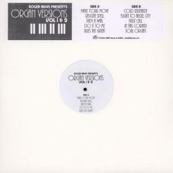 ROGER RIVAS - Presents : Organ Versions Vol.1 & 2  - LP