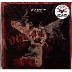 COCK SPARRER - Two Monkeys - LP