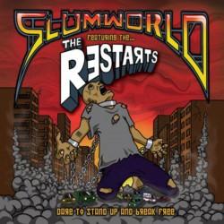 THE REDSTARTS - Slumworld - LP