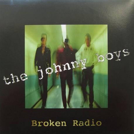 THE JOHNNY BOYS - Broken Radio - LP