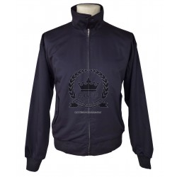 Harrington  Jacket - NAVY
