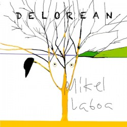 DELOREAN - Mikel Laboa - LP