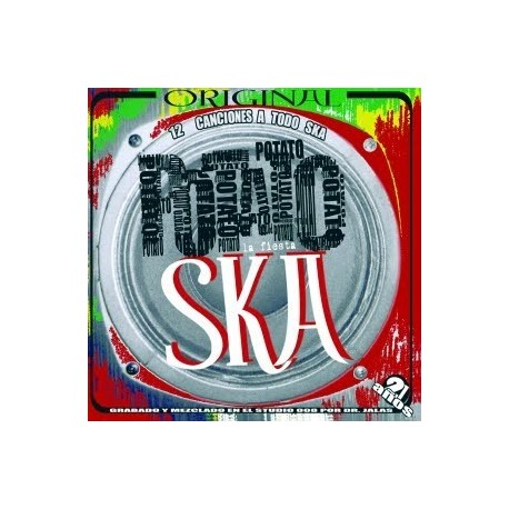 POTATO - La Fiesta Ska - CD