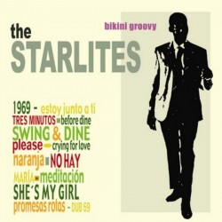 the STARLITES - Bikini Groovy - CD