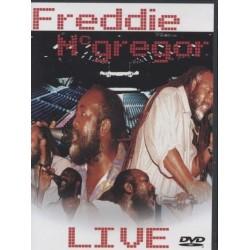 FREDDIE Mc GREGOR - LIVE