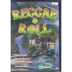 VA - REGGAE & ROLL - DVD