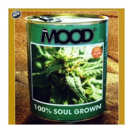 THE MOOD a.k.a. - 100% Soul Grown - CD
